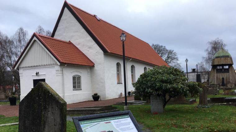 Partille kyrka.