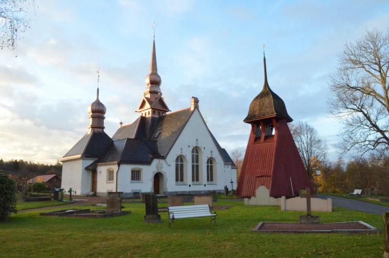 Lerums kyrka.