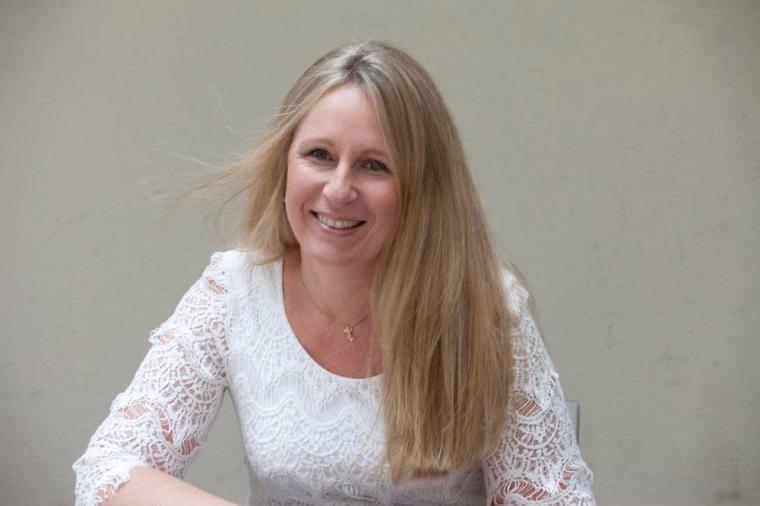 Idus förlags vd Ulrika Slottner.