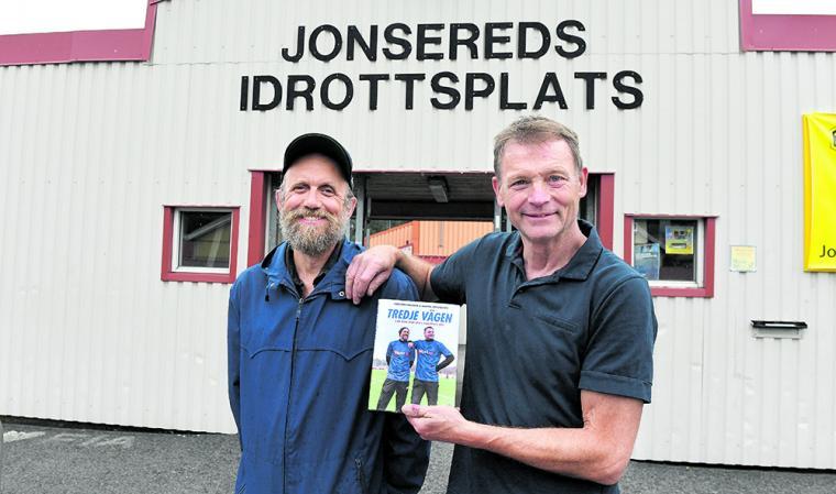 Martin Johansson och Torbjörn Nilsson