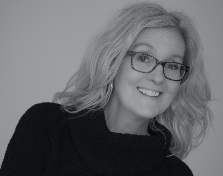 Författaren Susanne Schemper.
